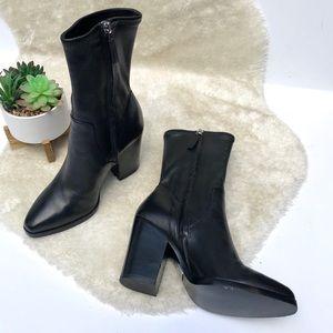 Michael Kors Collection   NWOB Mid Calf Boots